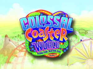 Colossal Coaster World Logo 1