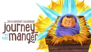Journey to the Manger Advent 2014